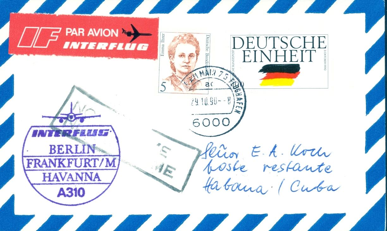 deutsche einheit frankfurt