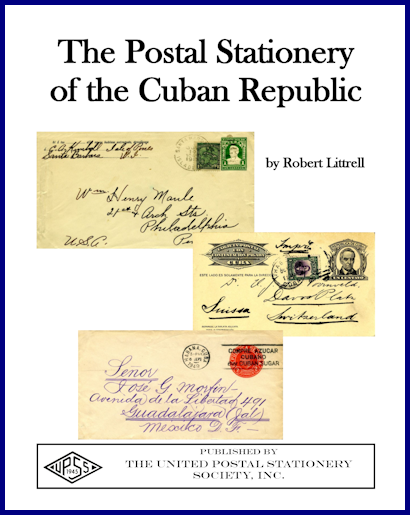 Postal Stationery of the Cuban Republic